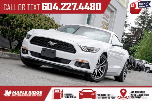 Ford Mustang 2017 price $33,690