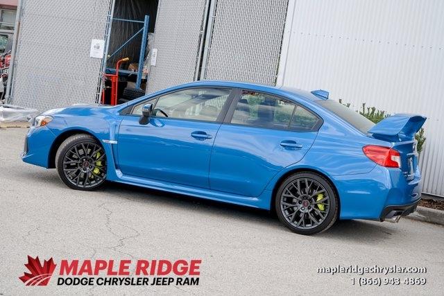 Subaru WRX 2019 price $48,290