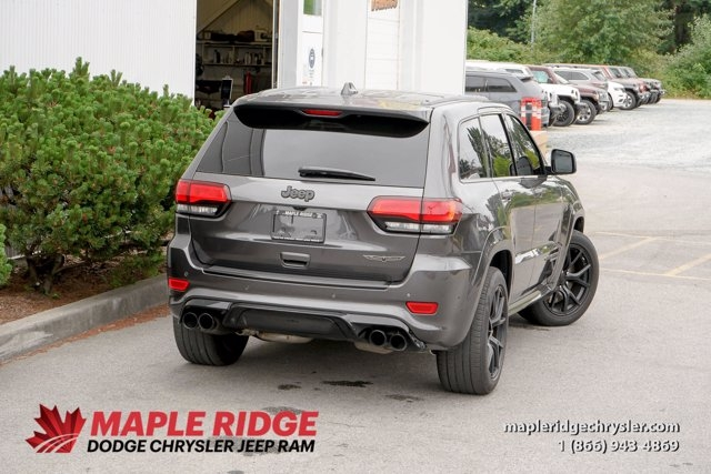 Jeep Grand Cherokee 2020 price $129,690