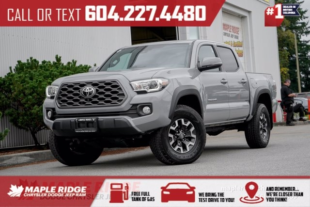 Toyota Tacoma 2020 price $55,980
