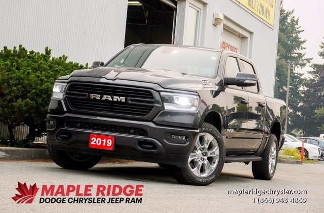 Ram 1500 2019 price $55,990