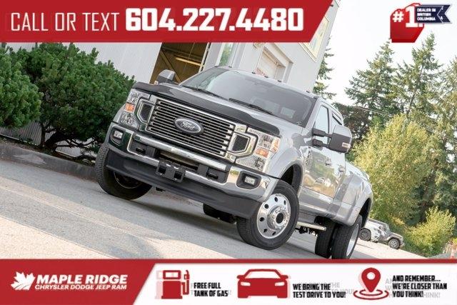 Ford Super Duty F-450 2020 price $107,990
