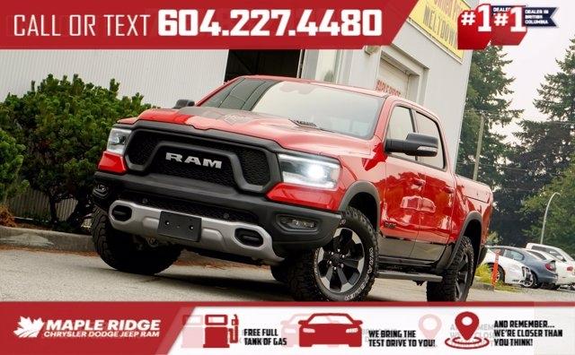 Ram 1500 2020 price $78,980