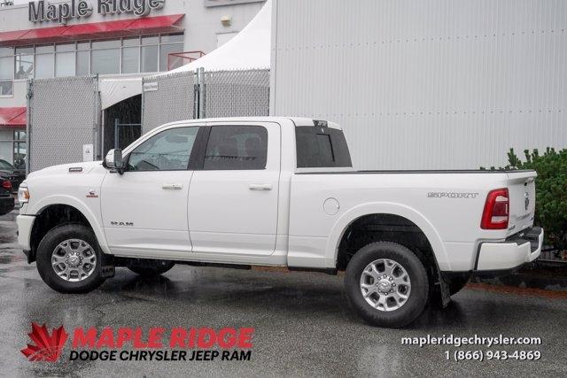 Ram 3500 2021 price $107,890