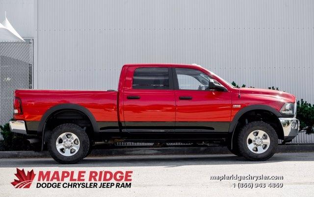 Ram 2500 2014 price $44,990