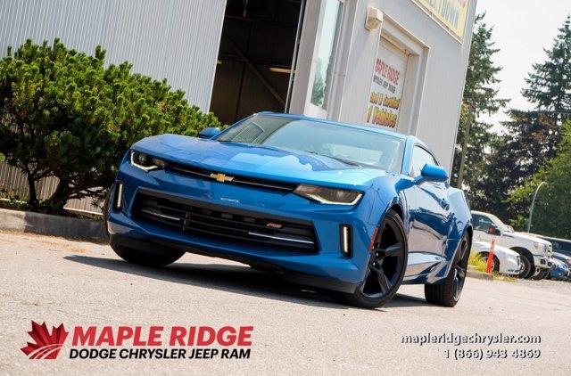 Chevrolet Camaro 2018 price $38,290