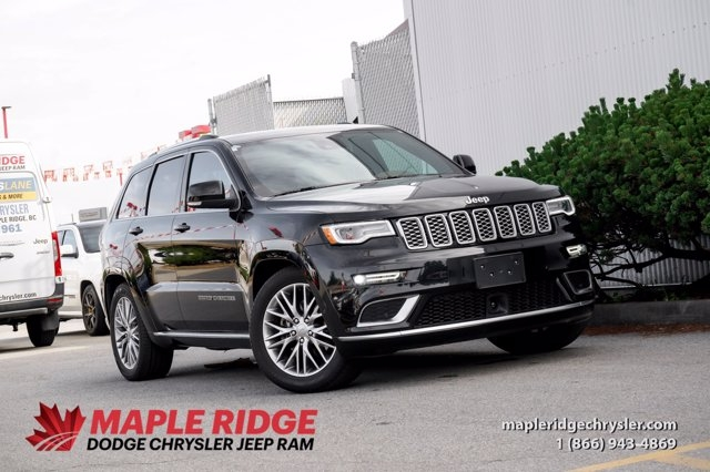 Jeep Grand Cherokee 2018 price $53,990
