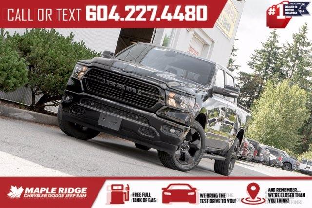 Ram 1500 2019 price $62,990