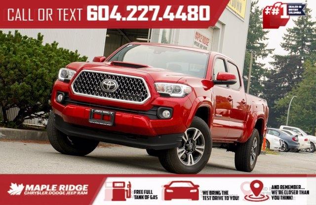 Toyota Tacoma 2019 price $50,990