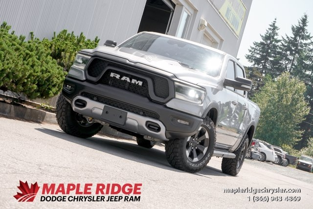 Ram 1500 2021 price $81,890