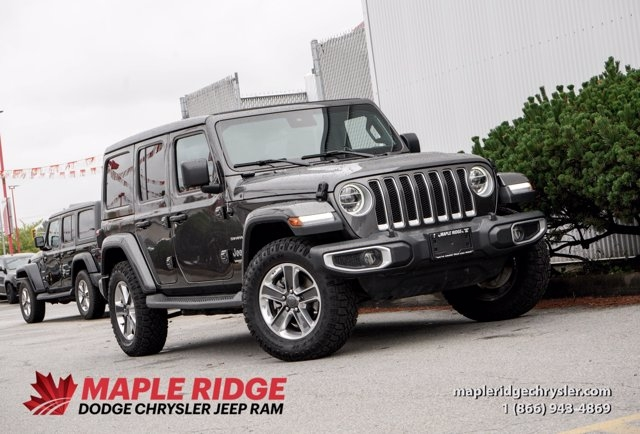 Jeep Wrangler Unlimited 2019 price $56,990