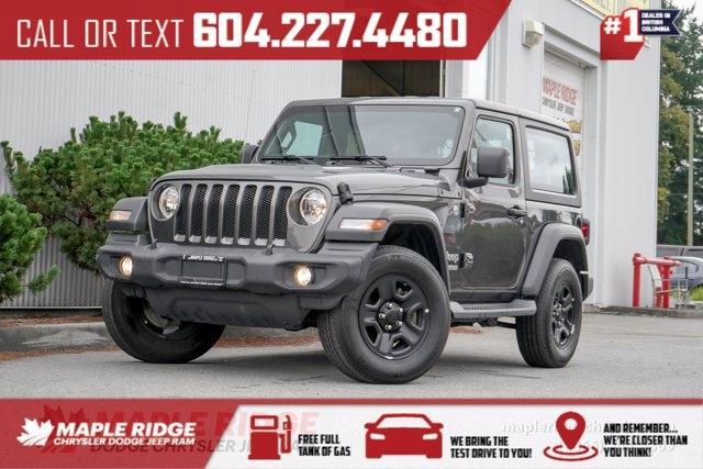 Jeep Wrangler 2019 price $43,090