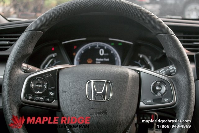 Honda Civic Hatchback 2020 price $28,190