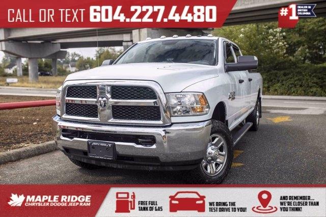 Ram 3500 2018 price $73,990
