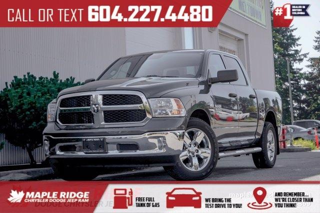 Ram 1500 Classic 2019 price $45,990