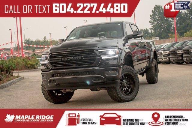 Ram 1500 2020 price $76,290