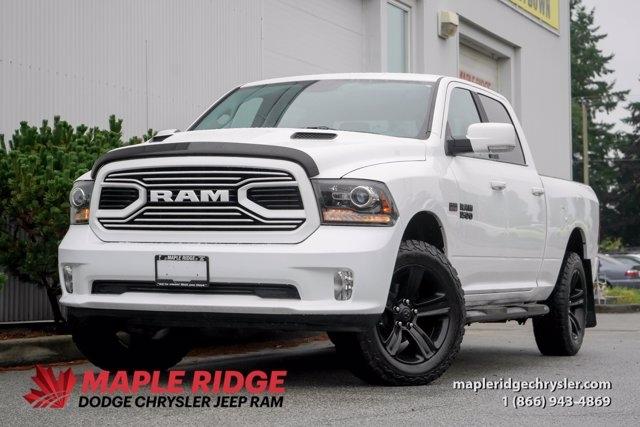 Ram 1500 2018 price $45,490