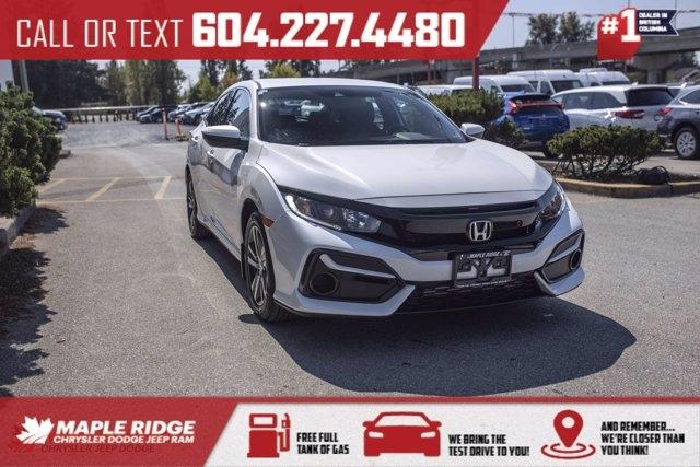 Honda Civic Hatchback 2020 price $27,990