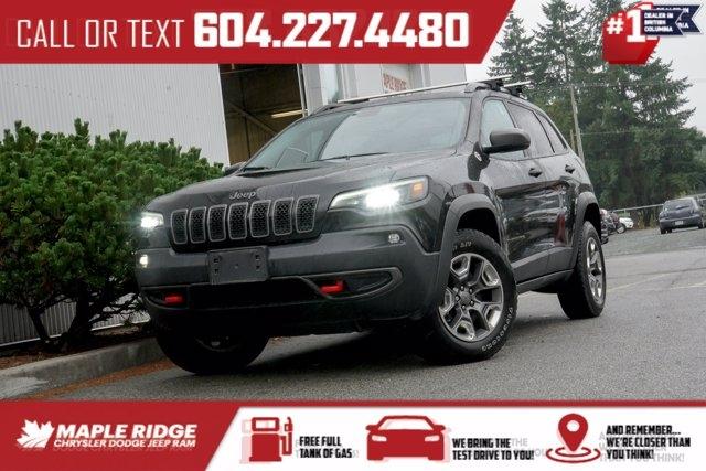 Jeep Cherokee 2019 price $33,690
