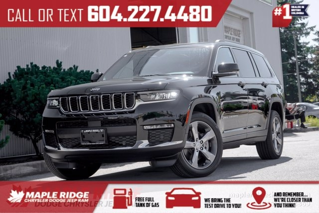 Jeep Grand Cherokee L 2021 price $80,990