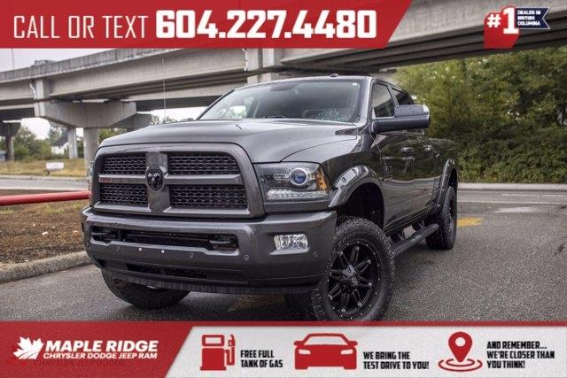 Ram 3500 2016 price $80,990