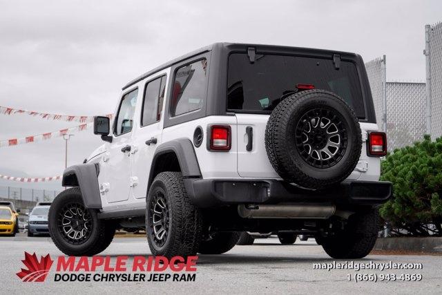 Jeep Wrangler Unlimited 2020 price $51,990