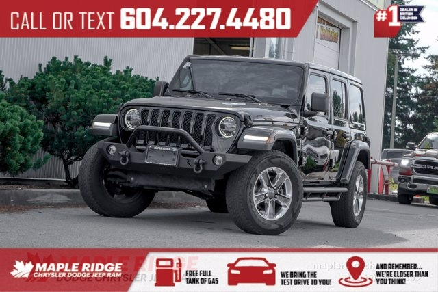Jeep Wrangler Unlimited 2019 price $55,590