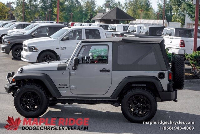Jeep Wrangler 2015 price $32,295