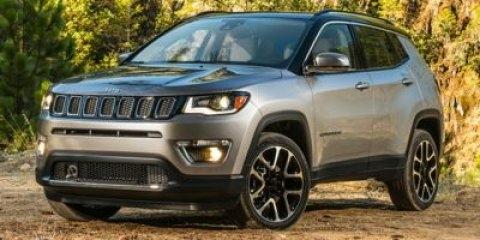 Jeep Compass 2018 price $26,790