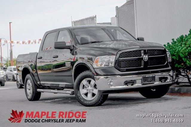Ram 1500 2018 price $36,990