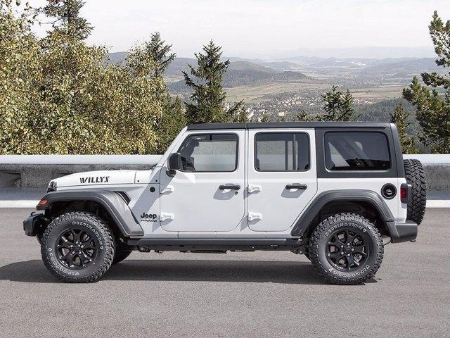 Jeep Wrangler 2021 price $65,194