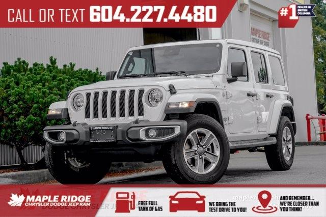 Jeep Wrangler Unlimited 2020 price $66,490
