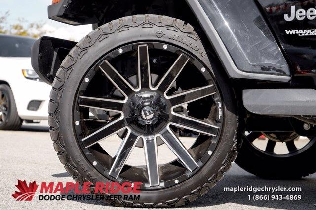 Jeep Wrangler Unlimited 2019 price $54,990