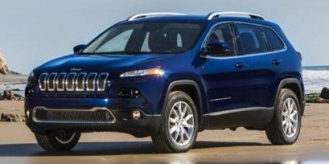 Jeep Cherokee 2017 price $28,390