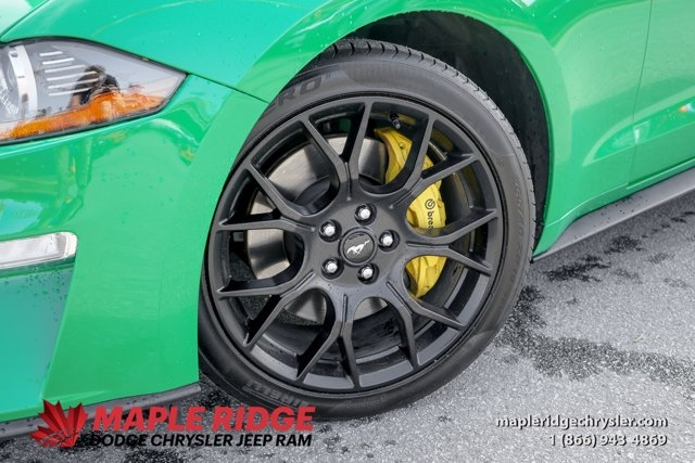 Ford Mustang 2019 price $39,590