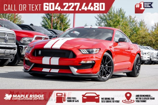 Ford Mustang 2018 price $89,690