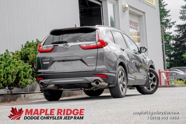 Honda CR-V 2018 price $35,690
