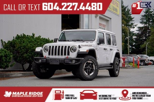 Jeep Wrangler Unlimited 2020 price $69,480