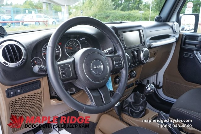 Jeep Wrangler 2014 price $36,490
