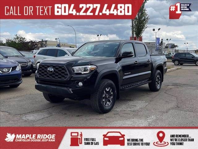 Toyota Tacoma 2021 price $59,550