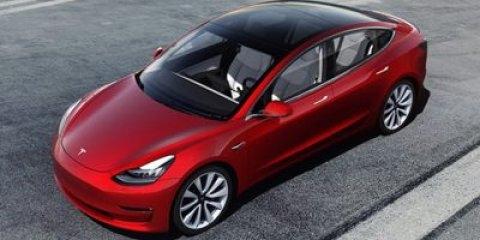 Tesla Model 3 2021 price $65,990