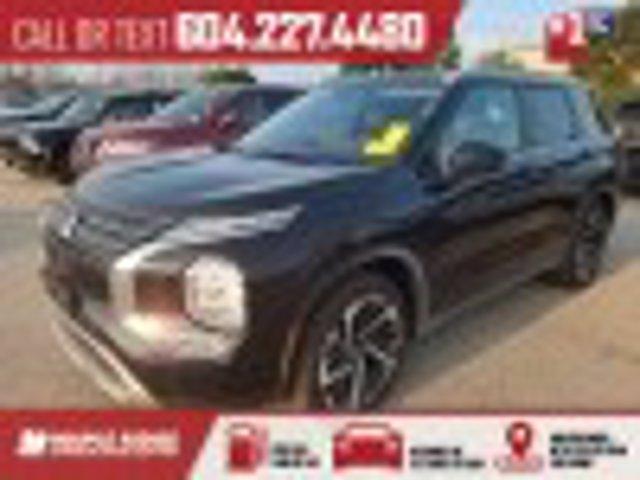 Mitsubishi Outlander 2022 price $45,390