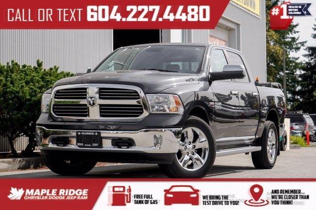 Ram 1500 2018 price $40,990