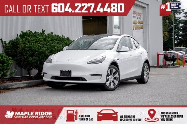 Tesla Model Y 2021 price $93,690