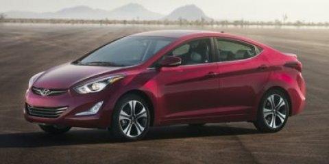 Hyundai Elantra 2015 price $10,290