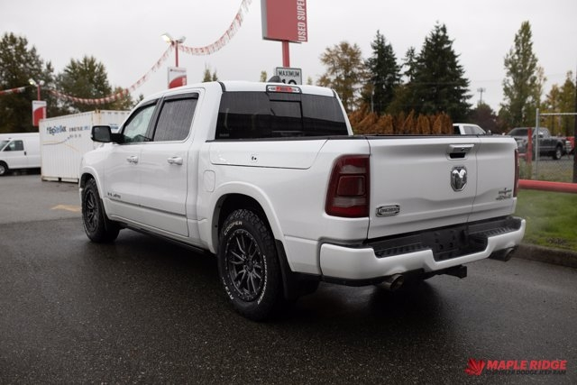 Ram 1500 2020 price $88,990