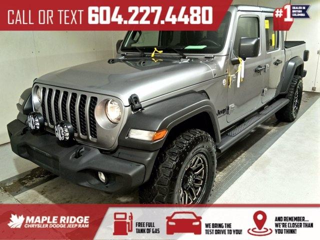 Jeep Gladiator 2020 price $57,490