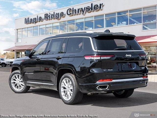 Jeep Grand Cherokee L 2021 price $88,037