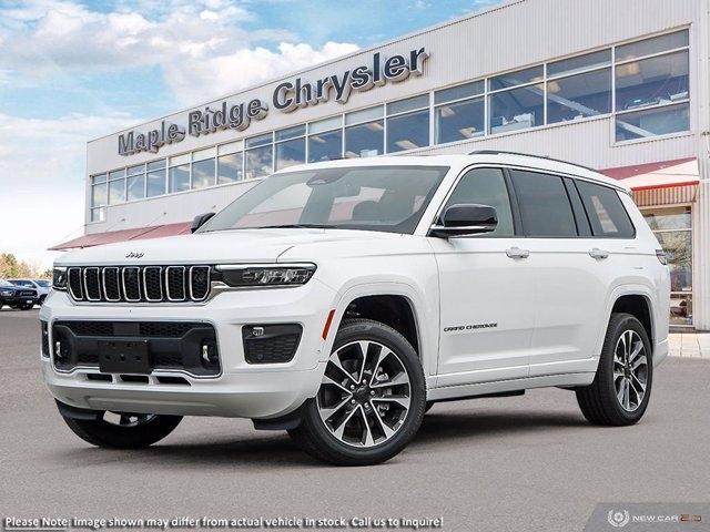 Jeep Grand Cherokee L 2021 price $91,387