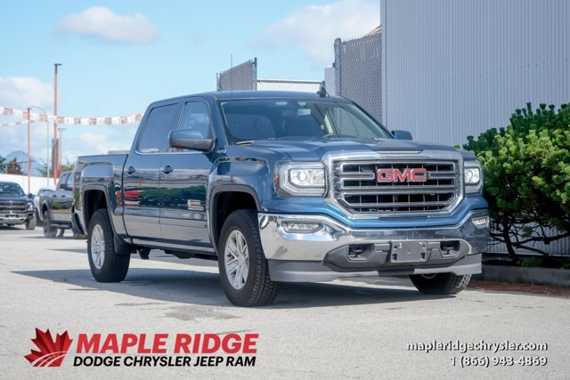GMC Sierra 1500 2017 price $40,990